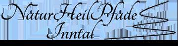 NaturHeilPfade Inntal Logo